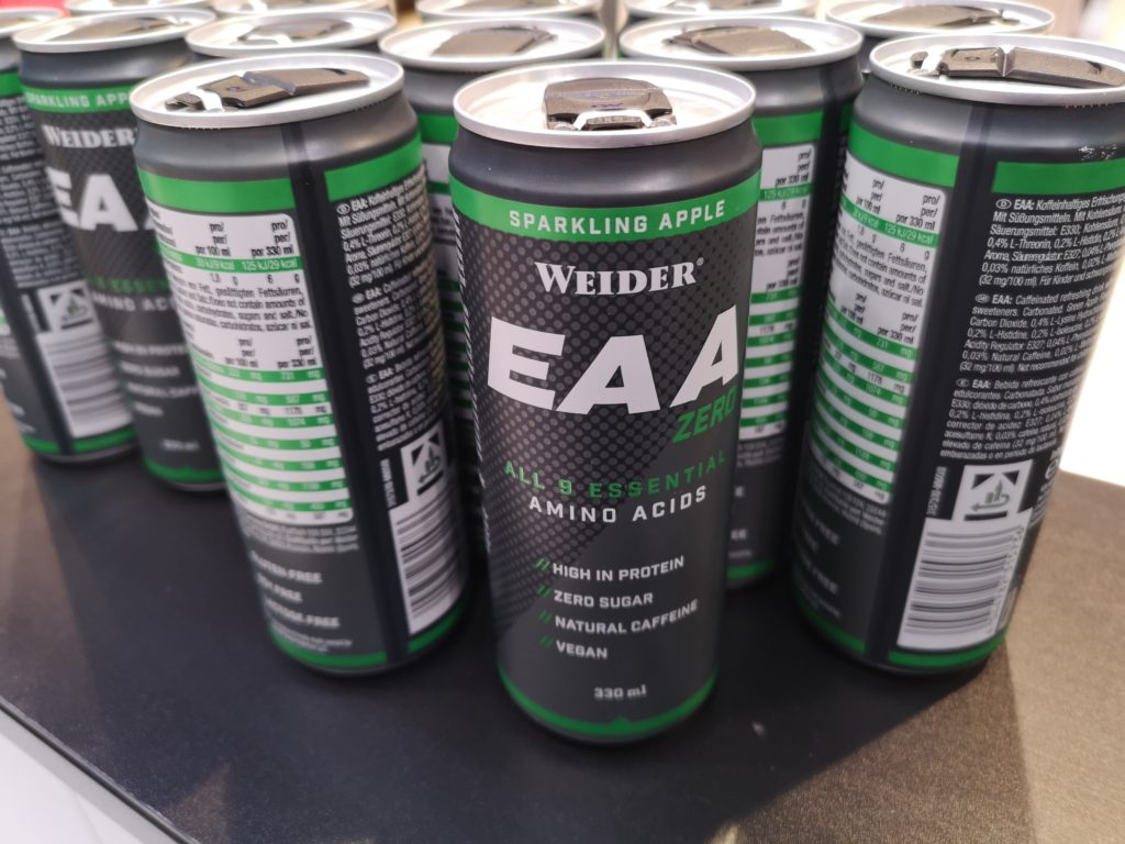 Weider EAA Energy Drink
