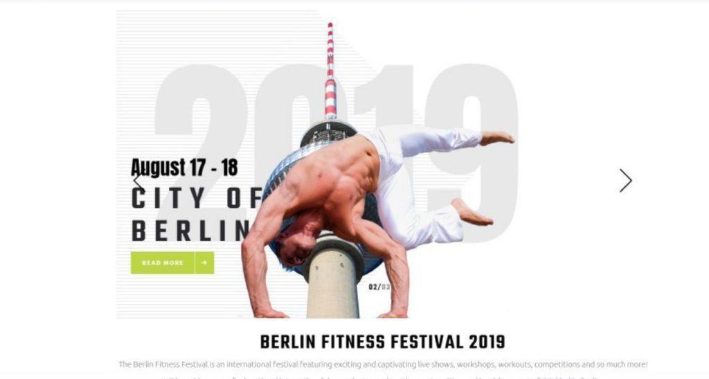 Berlin Fitness Festival