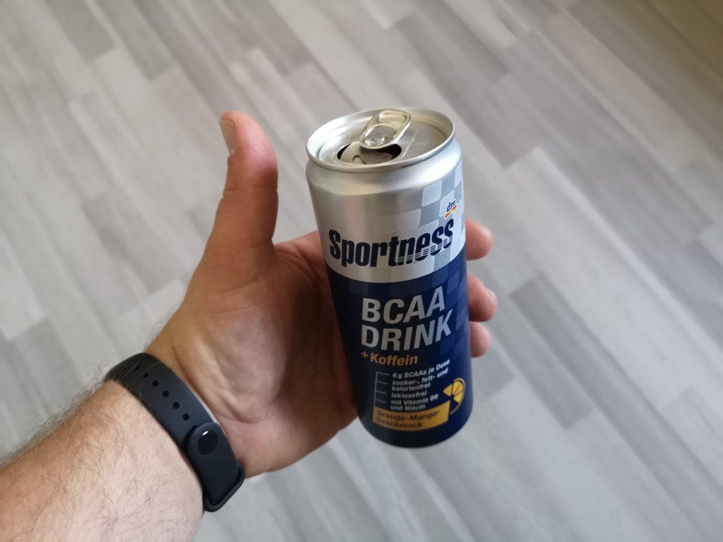 Sportness BCAA-Drink von dm