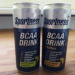 Sportness BCAA Drink von dm - Erfahrung / Test-Bericht