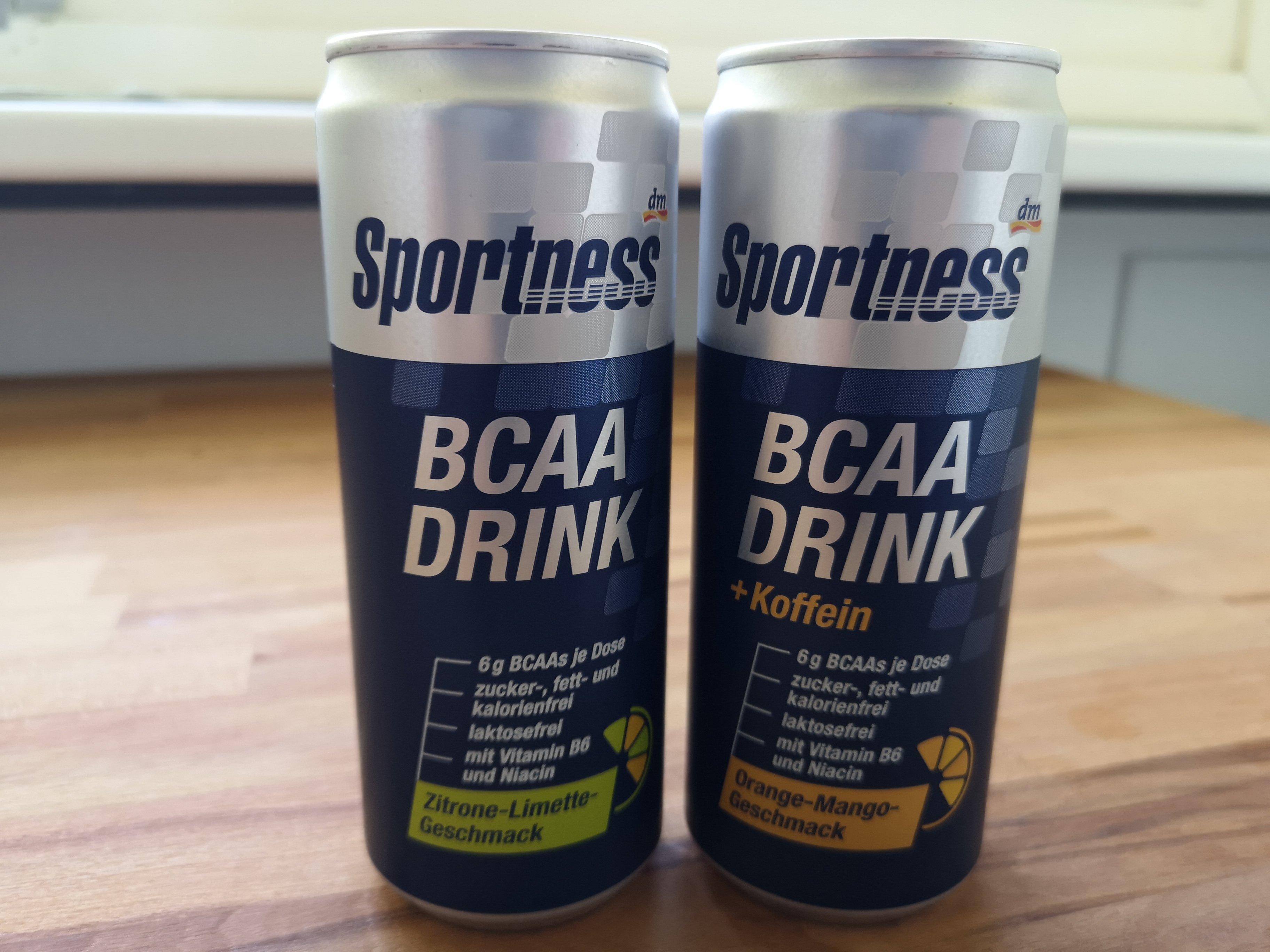 BCAA Drink von Sportness (dm)