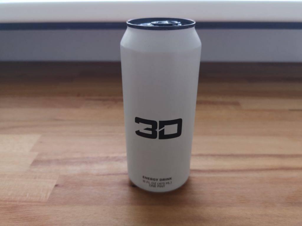 3D Energy Drink Geschmack Grapefruit