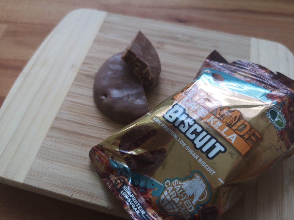 Carb Killa Salted Caramel Test