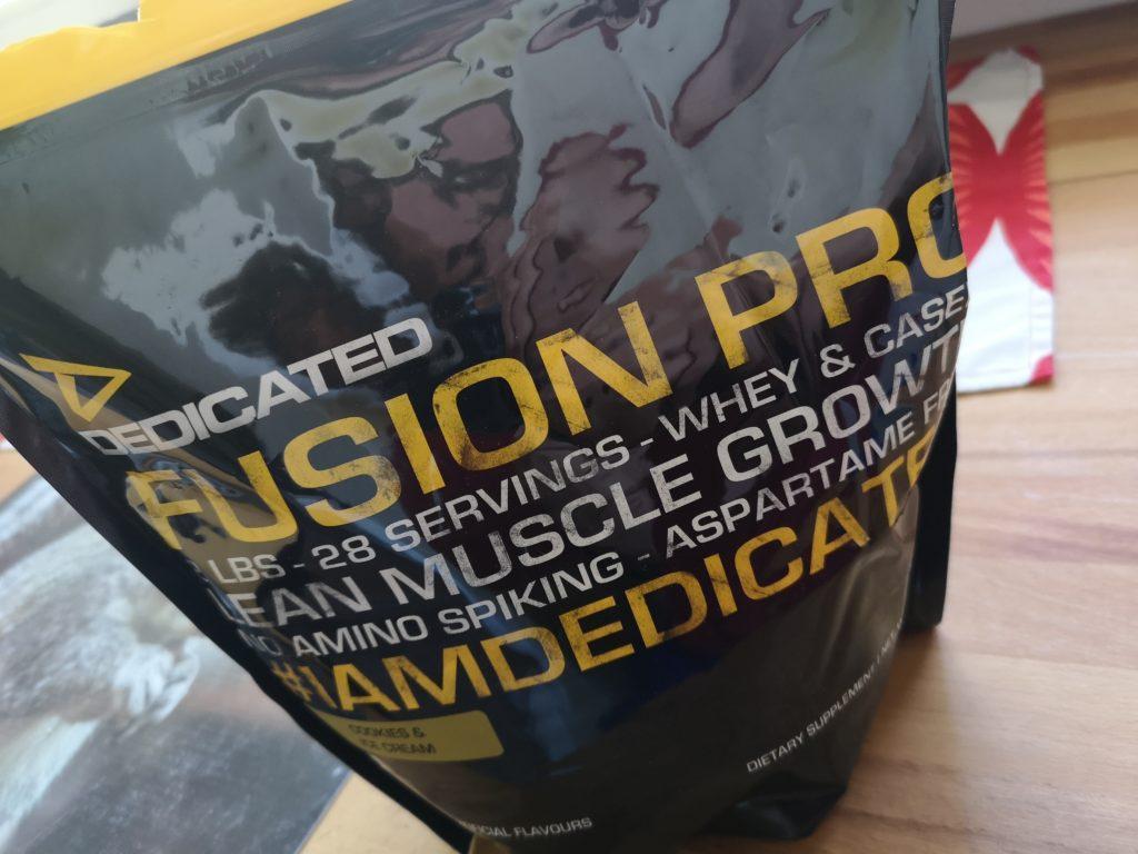 Fusion Pro Cookies & Cream