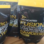 Dedicated FUSION PRO Protein im Test