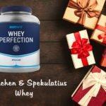 Whey für die Weihnachtszeit (und andere Produkte)