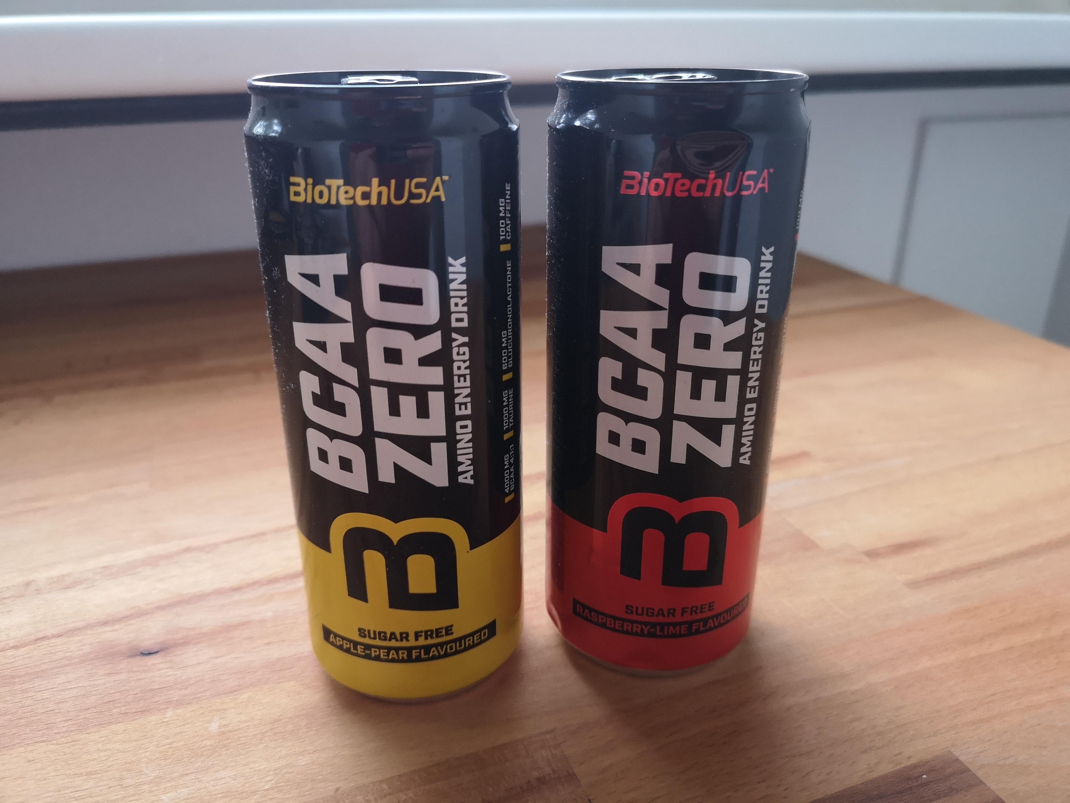 BioTechUSA BCAA Zero Drink