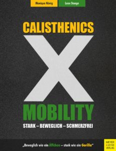 Calisthenics X Mobility Buch Cover