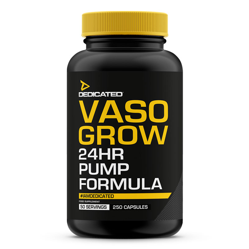Vaso Grow Pump Supplement