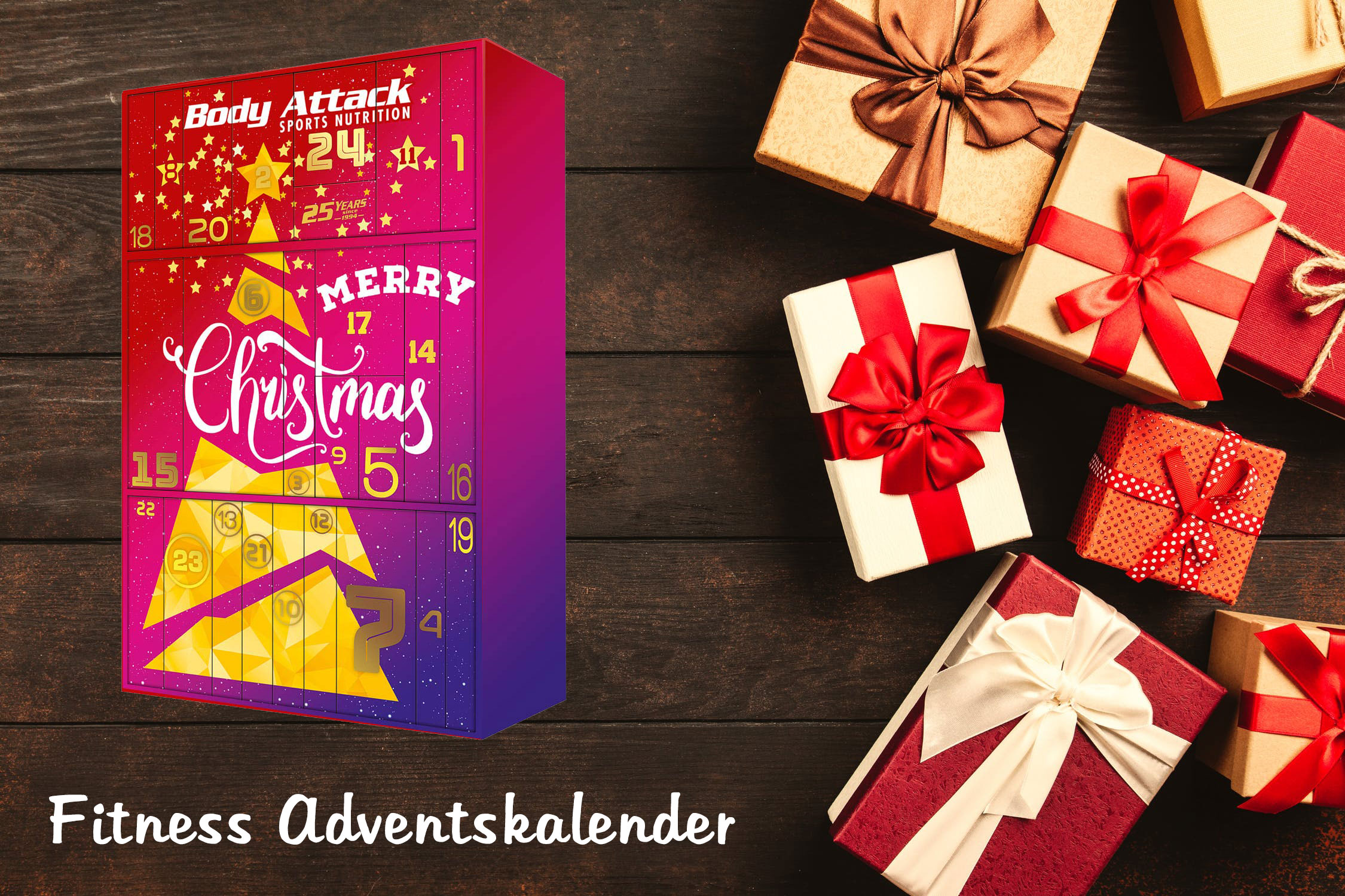 Fitness Adventskalender 2019