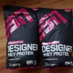 ESN Designer Whey Spekulatius und Lebkuchen - Protein Test