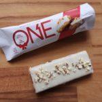 Oh Yeah! ONE Bar Iced Gingerbread - Lebkuchen Protein Riegel Test