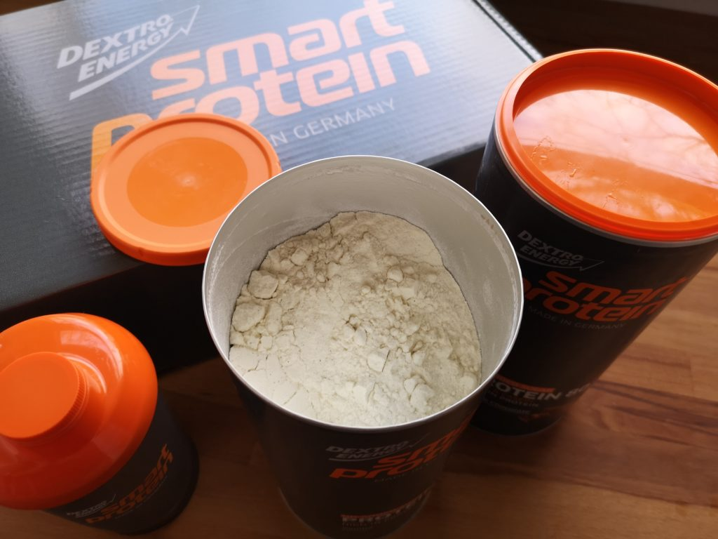 Dextro Energy Smart Protein Pulver