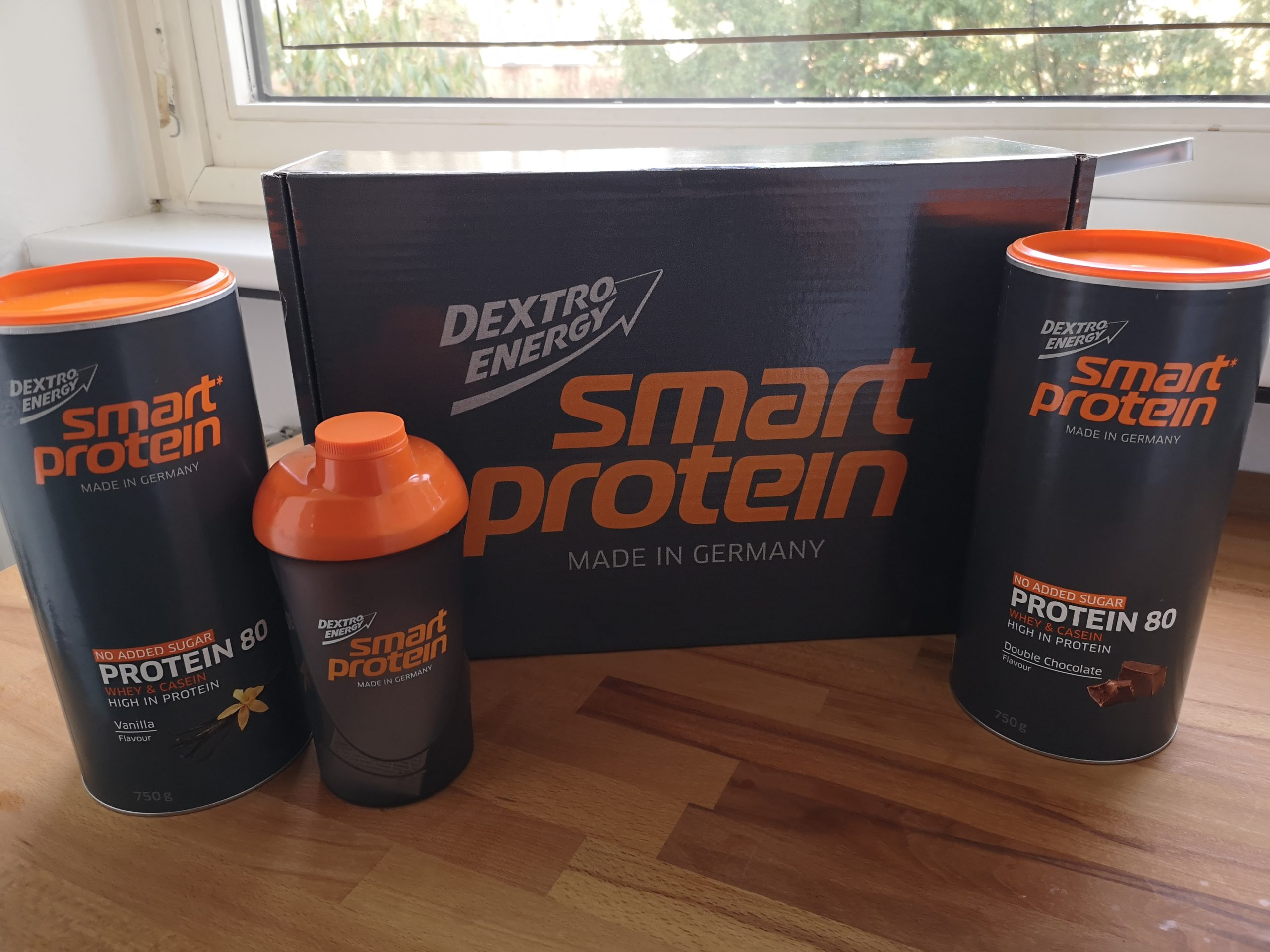Dextro Energy Smart Protein