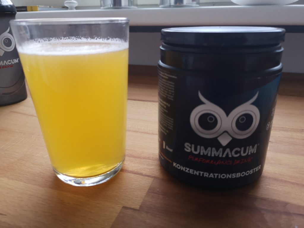 Fertiger SUMMACUM Drink