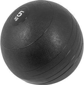 Medizinball aus Gummi