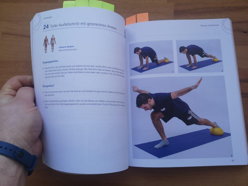Beispiel-Übung Balance Training