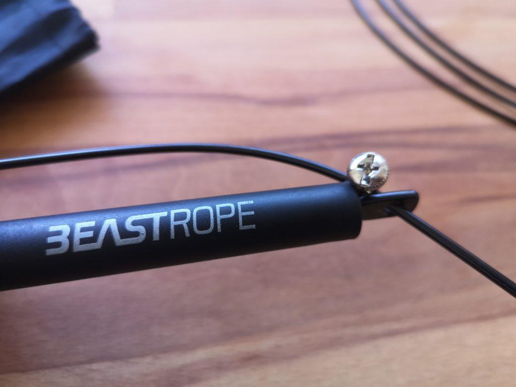 Springseil von Beast Gear mit Kugellager