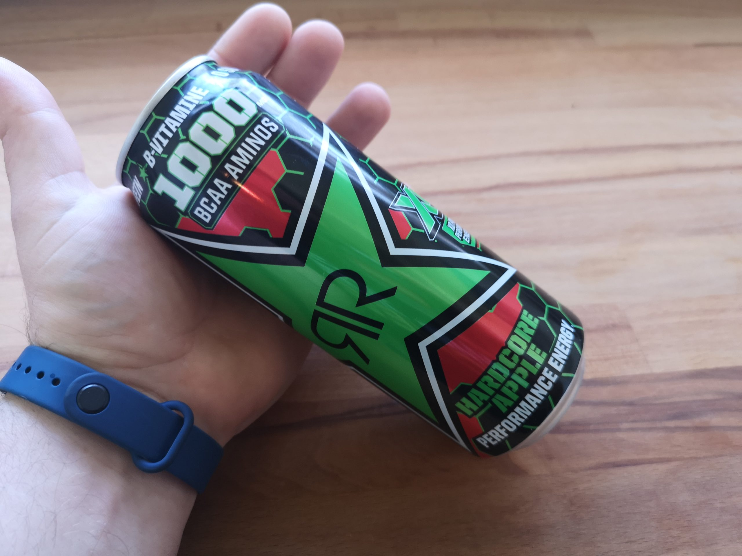 Rockstar XD Power BCAA Energy Drink