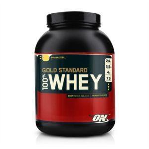 Gold Standard Whey von Optimum Nutrition