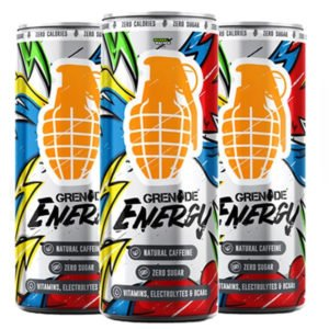 Grenade BCAA Energy Drink