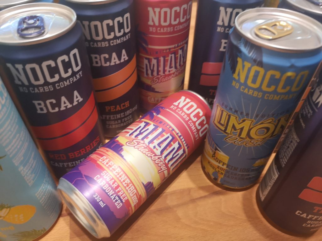 Nocco Summer Edition