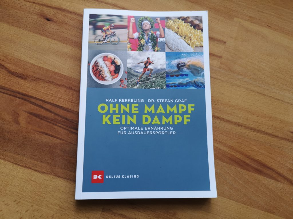 Ohne Mampf kein Dampf Cover