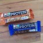 BE-KIND Protein Riegel Produkt-Test