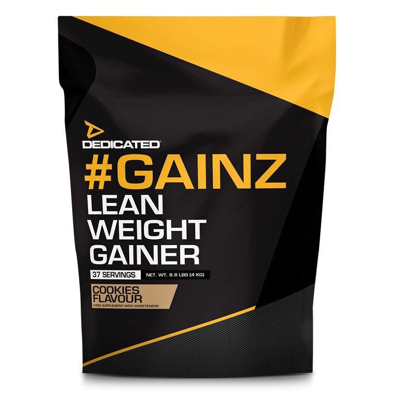 #Gainz von Dedicated Nutrition