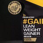Weight Gainer #Gainz von Dedicated Nutrition
