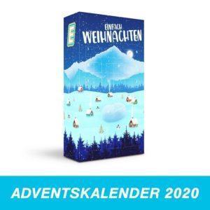 Energy Cake Adventskalender 2020