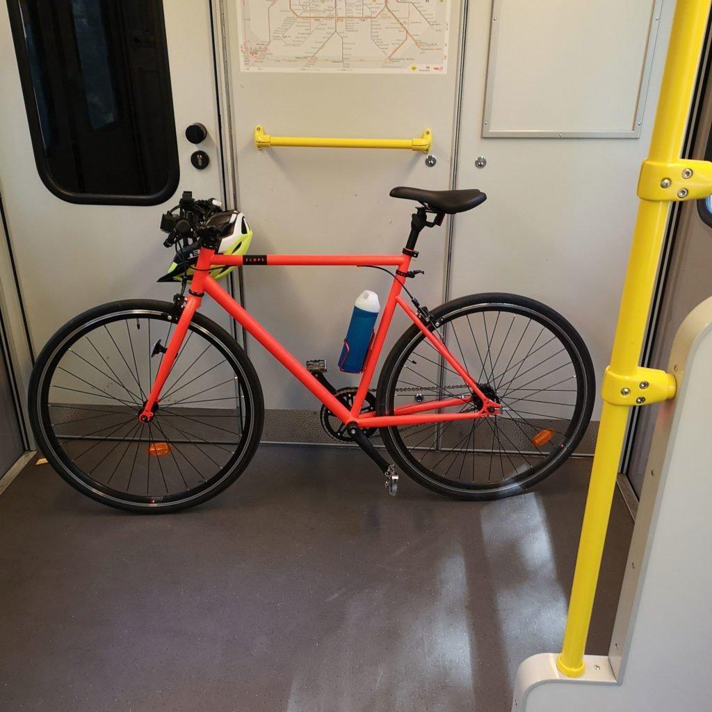 ELOPS 500 Speed in der U-Bahn
