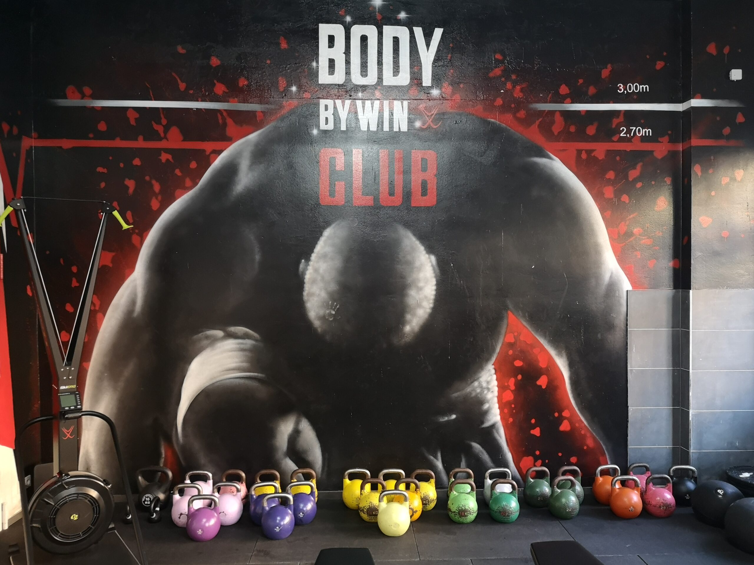 Body by Win Club