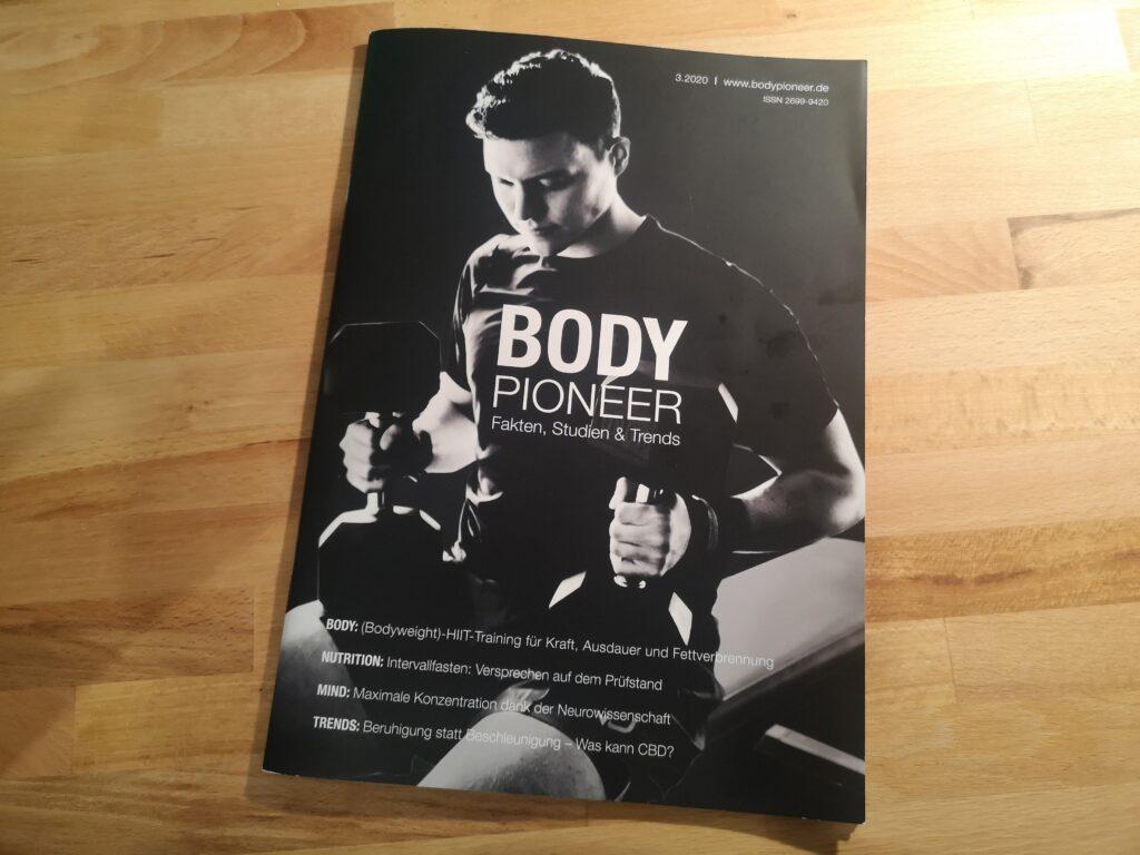Body Pioneer Aktuelle Ausgabe 03.2020
