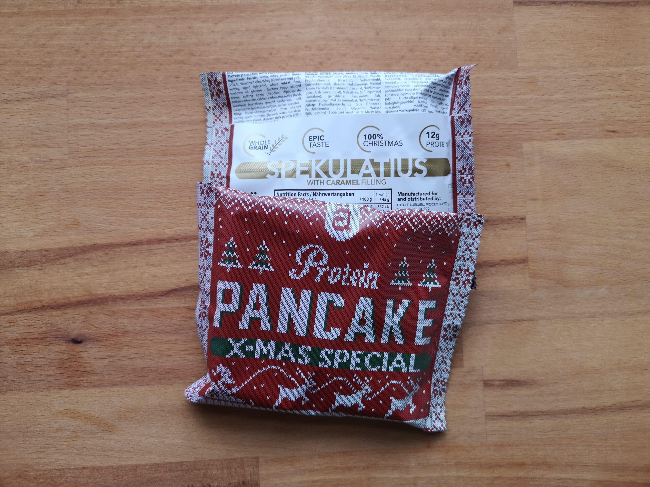 Ä Protein Pancake (45g), Next Level Foods