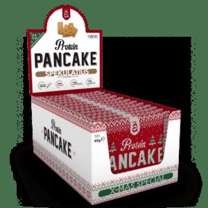 Christmas Protein Pancakes