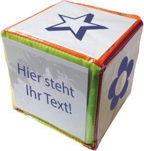 TimeTex Blanko Würfel