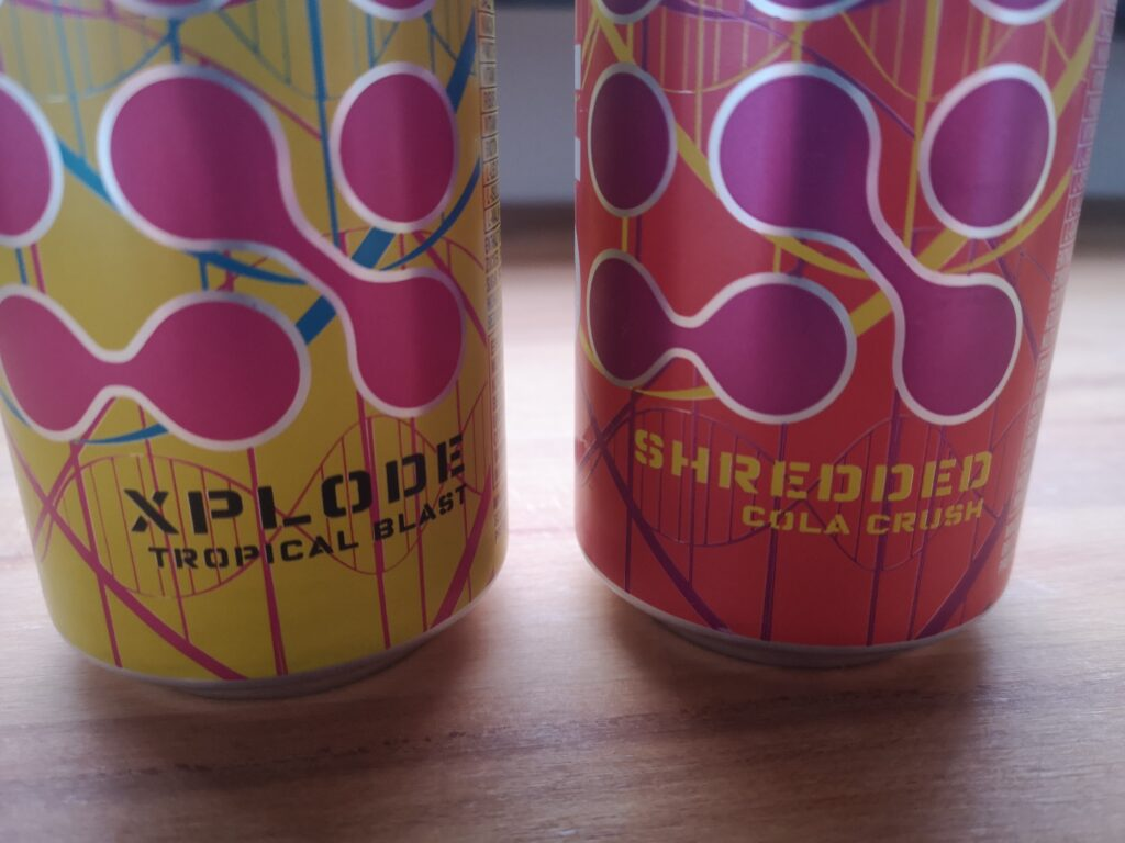 BCAA Energy Drink von effect