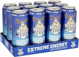 Moose Juice Extreme Energy