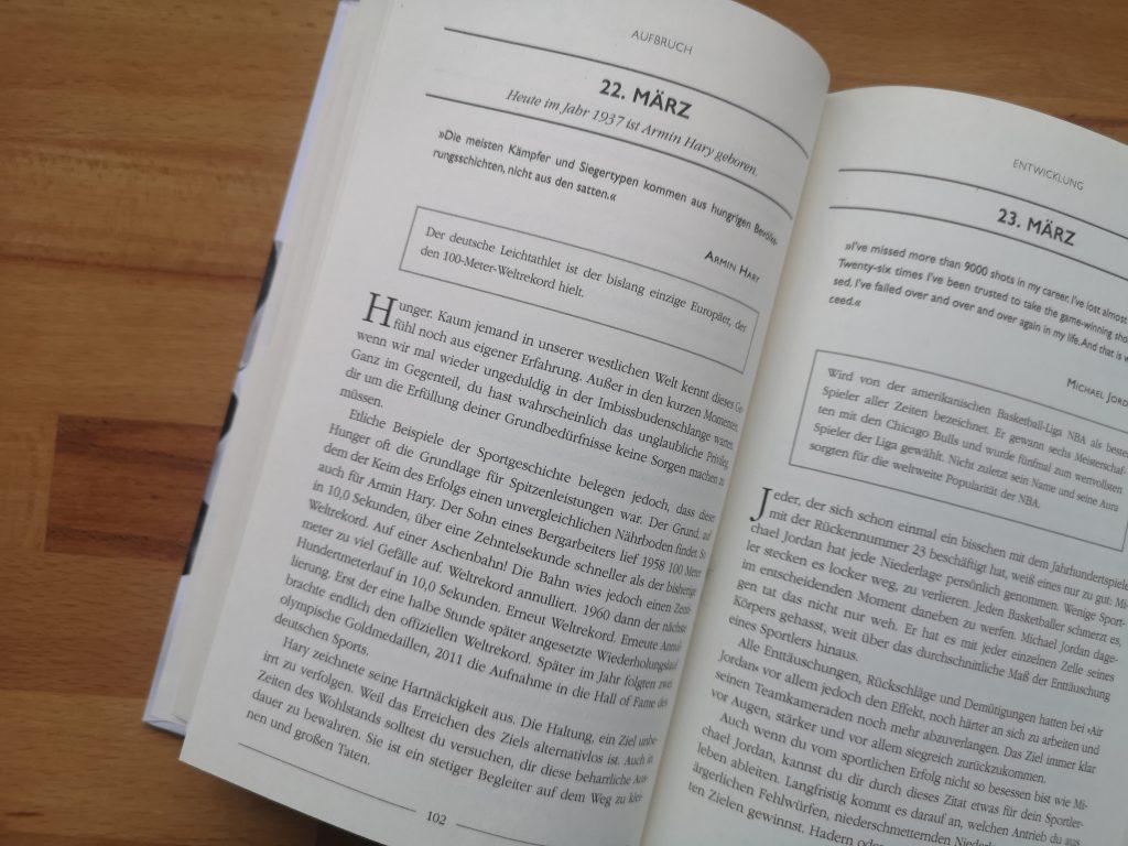 Einblick ins Buch