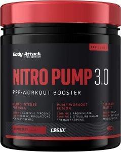 Nitro Pump Booster