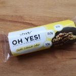 OH YES! Premium Eiweiß-Riegel Low-Carb von XBODY im Test