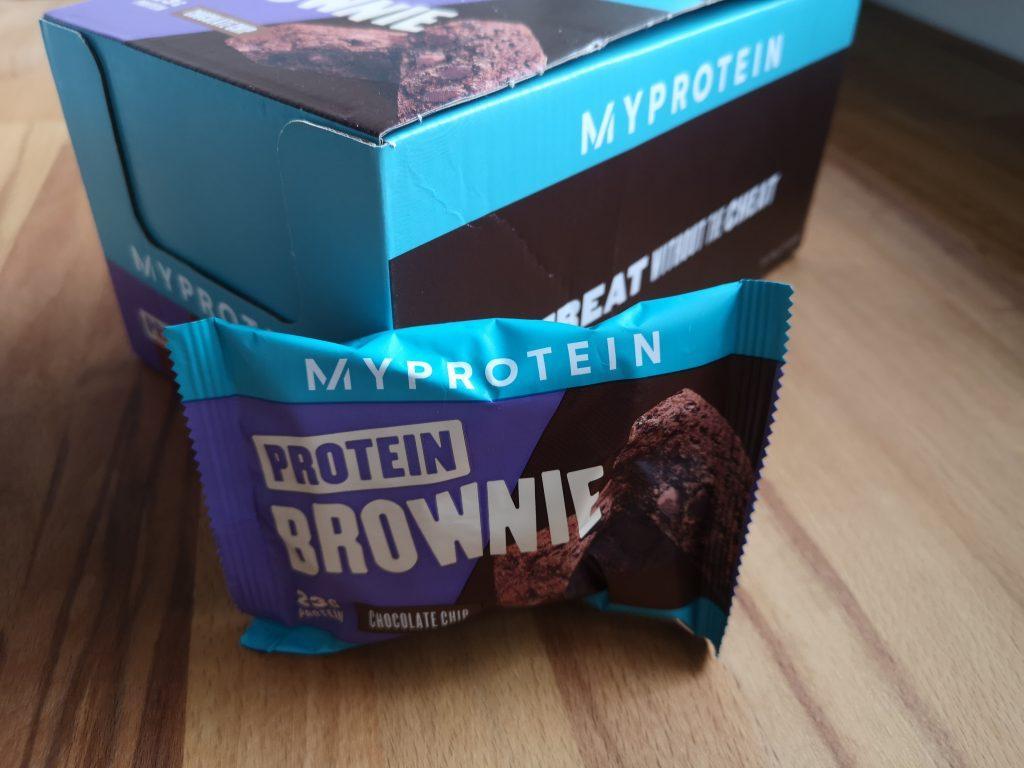 12-er Box von Myprotein