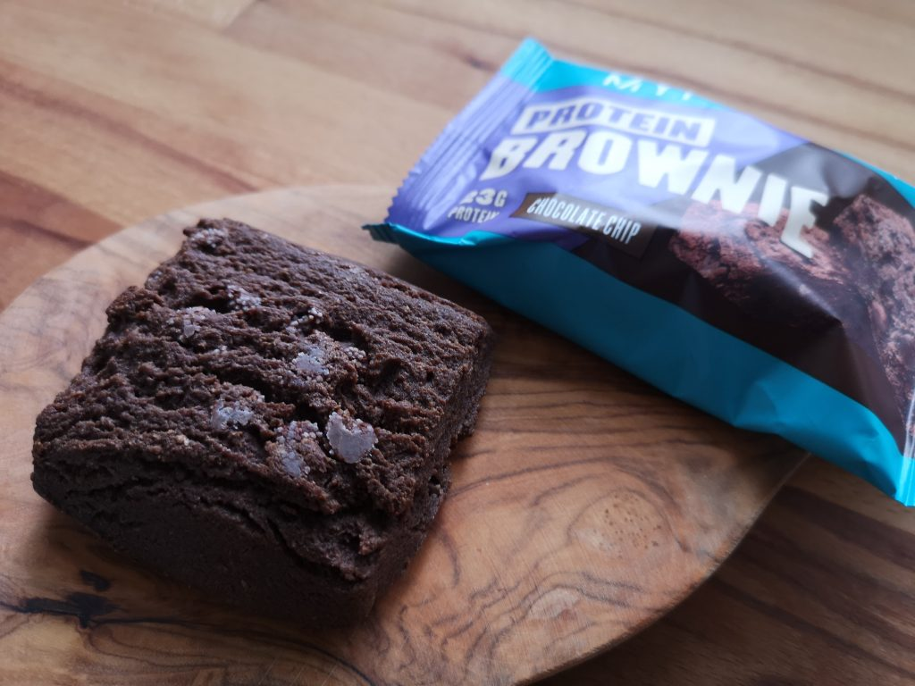 Chocolate Chip Protein Brownie von Myprotein