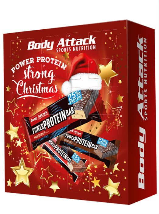 Body Attack Adventskalender